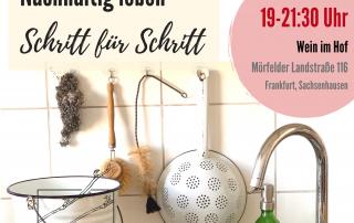 Nachhaltig leben - Seminar mit Workshop in Frankfurt