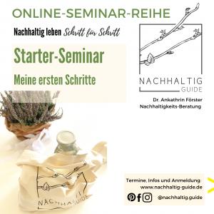 Starter-Seminar - meine ersten Schritte