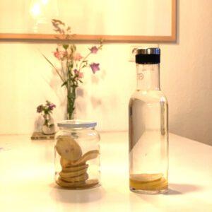 Zitronenschalen weiterverwenden
